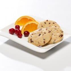 Protein cookies – Cranberry & Orange (7/box)