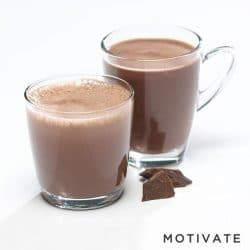 Protein Hot Chocolate Drink (7/box)