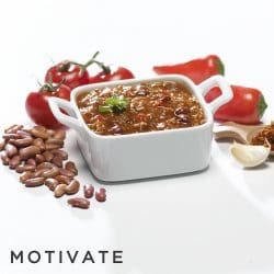 Healthy Meals – Vegetable Chili Hot (4/box)